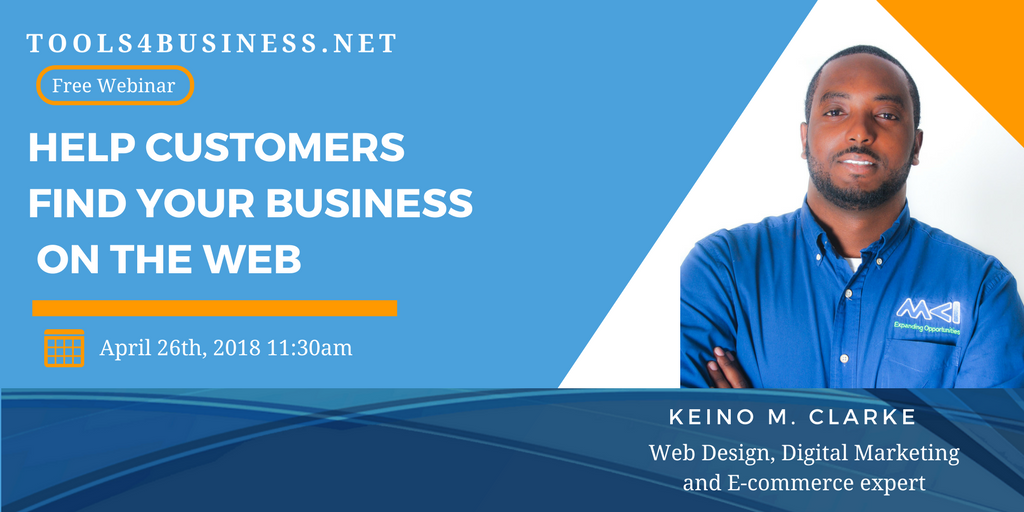 Helping Customers Find Your Business on the Web